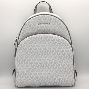 MICHAEL KORS ABBEY BACKPACK LG 35F8SAYB7B NWT